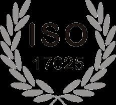 Chứng nhận đạt tiêu chuẩn ISO 17025