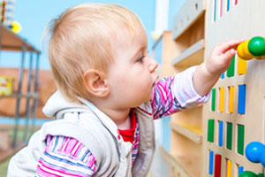 Nhạy cảm sự vật nhỏ bé (từ 1 đến 4 tuổi)