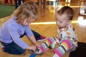 Nhạy cảm Phát triển xã hội hóa (2,5 - 6 tuổi)