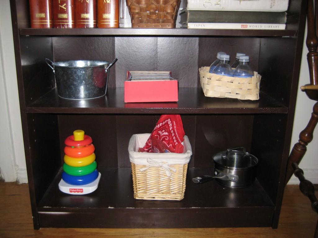 montessori ở nhà