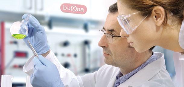 Mỗi sản phẩm BUONA đếu được nghiên cứu, bào chế, sản xuất theo quy trình nghiêm ngặt.