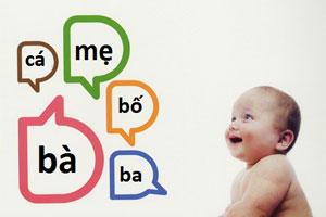 Nhạy cảm Ngôn ngữ (từ sơ sinh đến 6 tuổi)