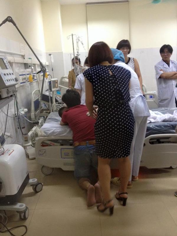 sơ cứu trẻ bị hóc dị vật