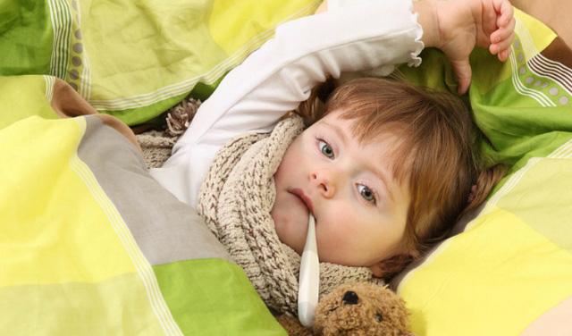 tăng đề kháng hô hấp cho trẻ