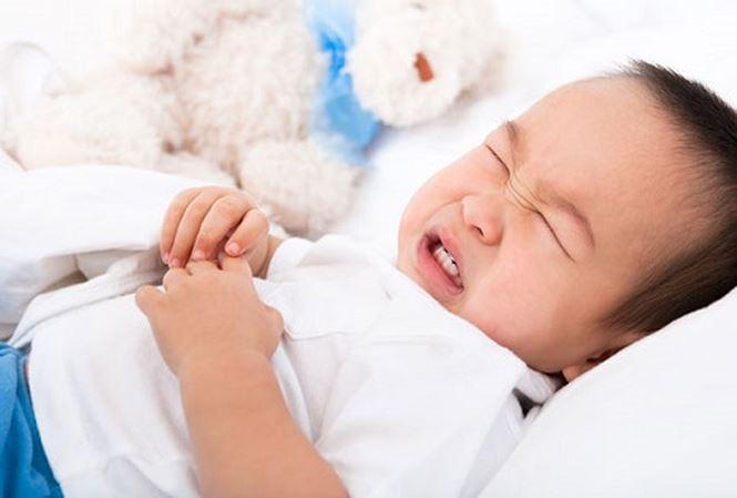 triệu chứng trẻ bị rối loạn tiêu hóa