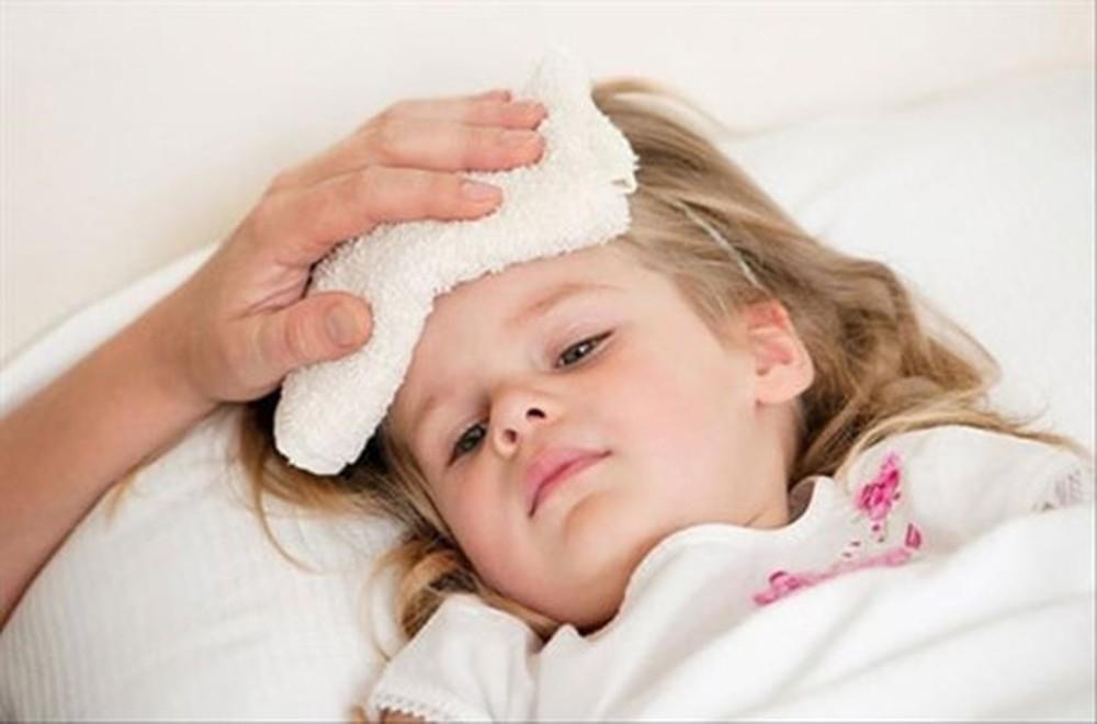 viêm đường hô hấp trên ở trẻ em