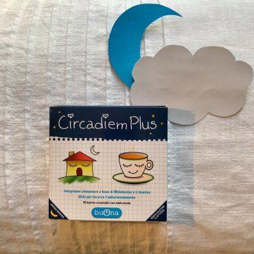 Ngủ ngon, giảm căng thẳng cho trẻ em Circadiem Plus