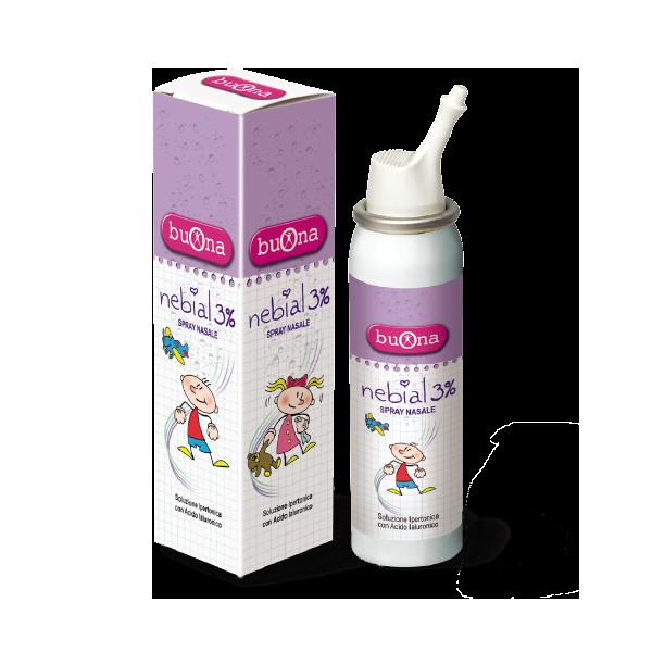 Nebial 3% Spray